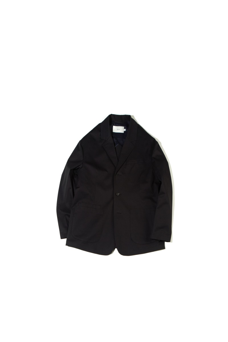 SUPIMA COTTON SPORTS JACKET (black)