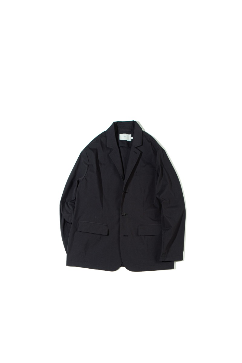 RECYCLED POLY SLUMBER JACKET (black)