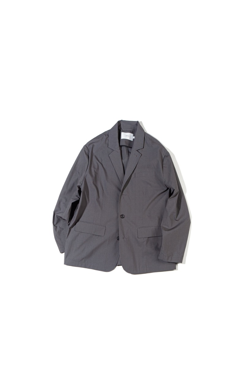 HIGH DENSITY TYPEWRITER SLUMBER JACKET (charcoal)